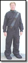 Multifabs Quick Donning Anti-Exposure Coverall