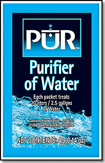 PUR Purifier of Water