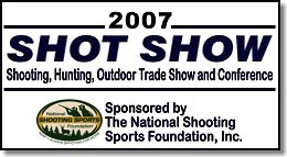 SHOT Show 2007 Report logo