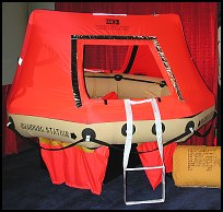 EAM Aplpha Series Type II raft