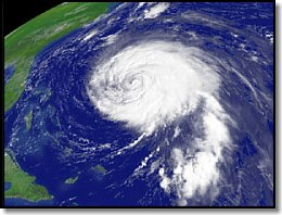 Hurricane Isbel 9/16/2003
