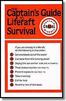 Life raft survival manual