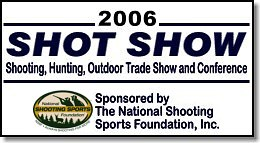 SHOT Show 2006 Report logo